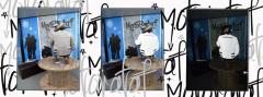 Blouson macna 100% rétro-réfléchissant chez MotoRataf