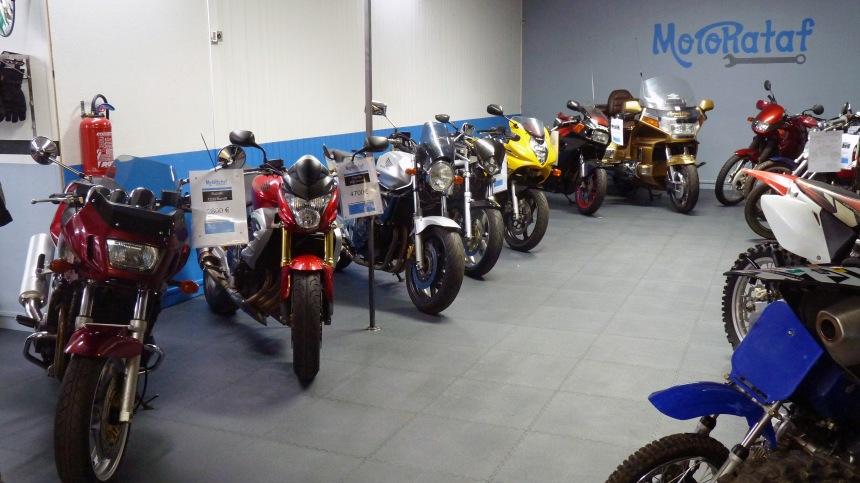 Motos occasion Louviers Eure Normandie MotoRataf